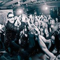 Robbie Williams tribute evening by Lee Pashley