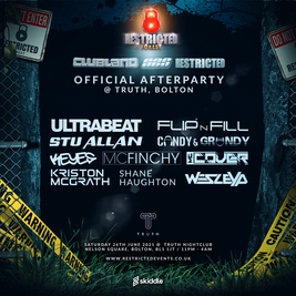 Official Restricted Forest Afterparty