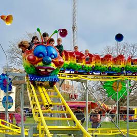 Birstall Funpark Mega Funfair