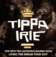 Tippa Irie Live with The Lockdown Backing Band
