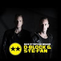 Hardstyle Superheroes: D-Block & S-Te-Fan