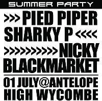 The Audio Venom Summer Party