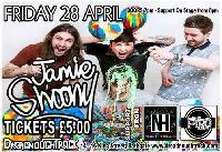 Jamie + Shoony plus Neon Hurricane and Pyro