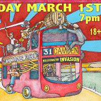 West Country Invasion ft. Skimmity Hitchers + Support