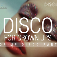 Disco for Grown Ups 70s and 80s pop up disco party