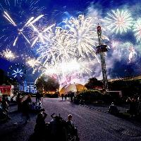Halloween Fireworks Spectacular & Robbie Williams Tribute Act