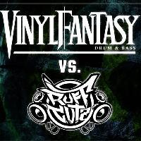 Vinyl Fantasy vs Ruff Cutz: Peshay, DJ Crystl, Globex Corp, FFF