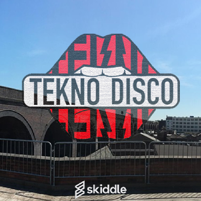 Tekno Disco 2019 Rooftop Party w/ 2 Very Special Guests