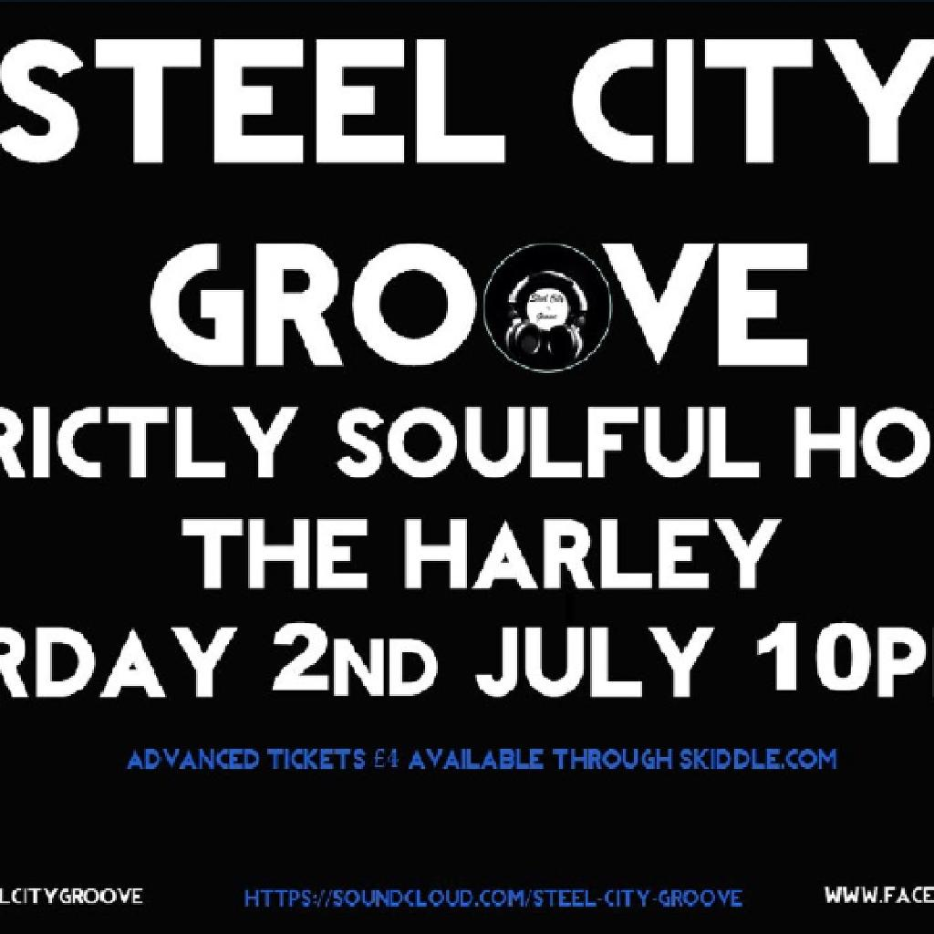 Steel city groove strictly underground house music for Groove house music