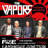 The Vapors + The Face + The Keepers
