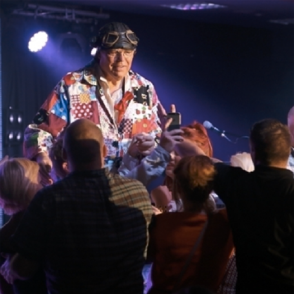 Roy Chubby Brown: Live!