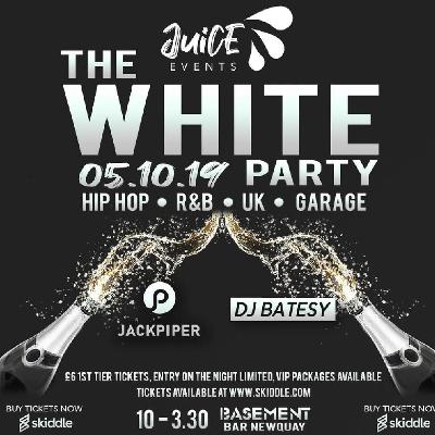 Juice Events Presents: The White Party