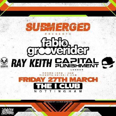 Submerged - Fabio & Grooverider - Ray Keith - Bassman - Shaydee
