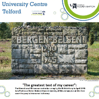 The liberation of Belsen concentration camp by the British Army