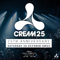 Cream 25th Anniversary Tour Glasgow