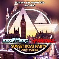 Trance Sanctuary & Friendz Sunset Boat Party
