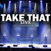 Take That LIVE Tribute Band @ Coal Aston Village Hall, Dronfield