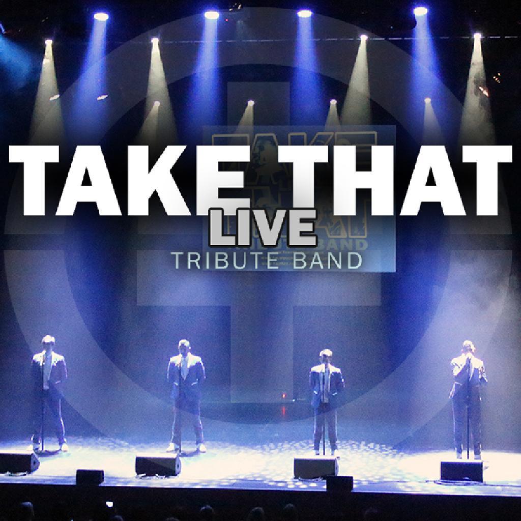 Take That LIVE Tribute Band @ Coal Aston Village Hall, Dronfield