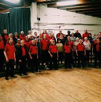 Anvil Chorus 40th Anniversary at Walsall Town Hall