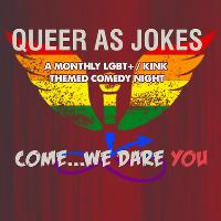 Queer (and spooky) as Jokes - Halloween Special Comedy Night