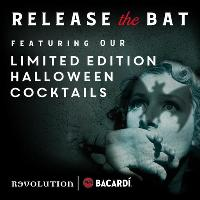 release the bat- halloween special