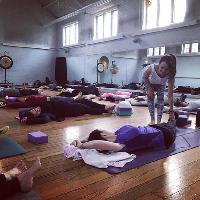 Pre-Festive Yin Yoga & Sound Bath, Sunday 15 Dec 12.30-3.30