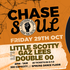 Chase Soul Club - Ghost in our house!
