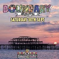 Boundary Brighton 2017
