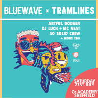Bluewave x Tramlines Official Afterparty