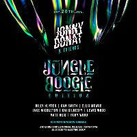 Jonny Donat & friends Jungle Boogie edition