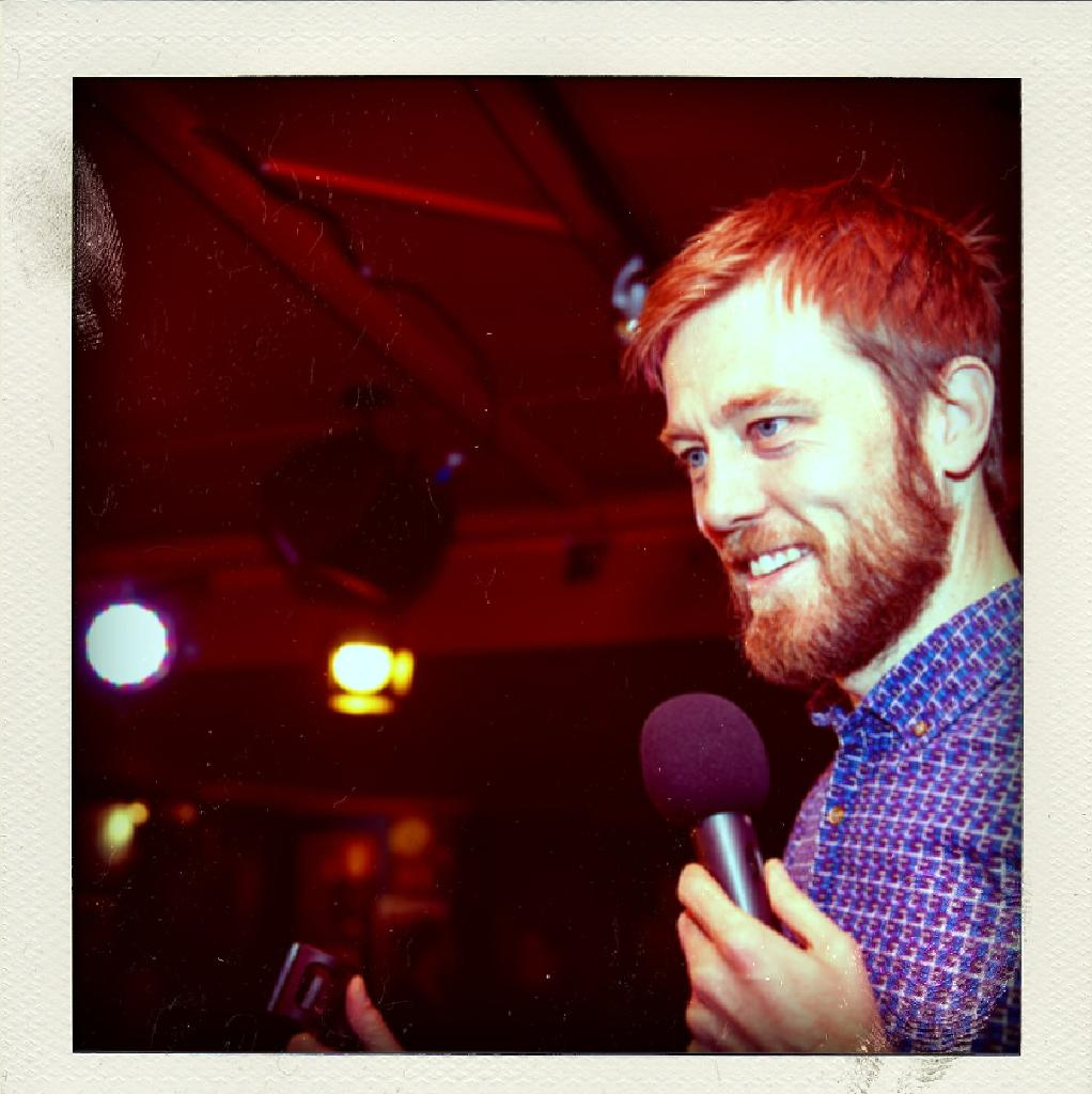 Hilarity Bites Comedy Club presents Alun Cochrane