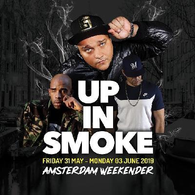 Up In Smoke Weekender