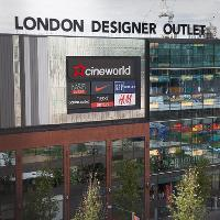 Win a holiday every hour this summer at London Designer Outlet