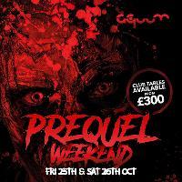 Prequel Weekend Pt.1 Halloween Special