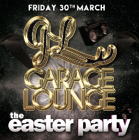 Garage Lounge | The Easter Party