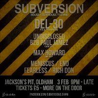 Subversion Del-30