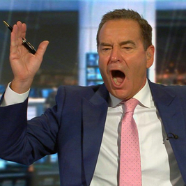 Talk: Soccer Saturday with Jeff Stelling & Paul Merson