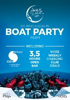 Cirque de la Nuit Ibiza Boat Party @Ibiza Boat Club
