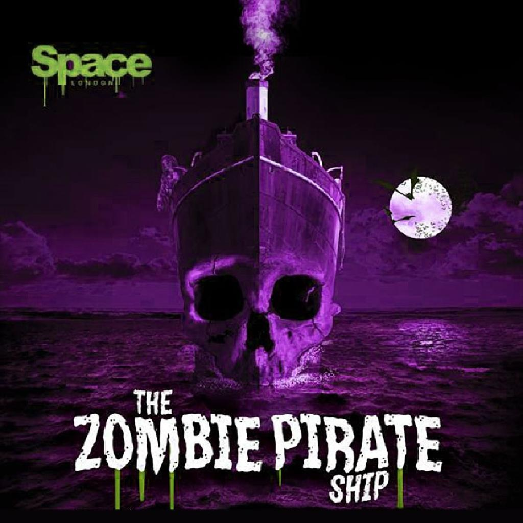 ghost ship - the biggest party on halloween night tickets | crown