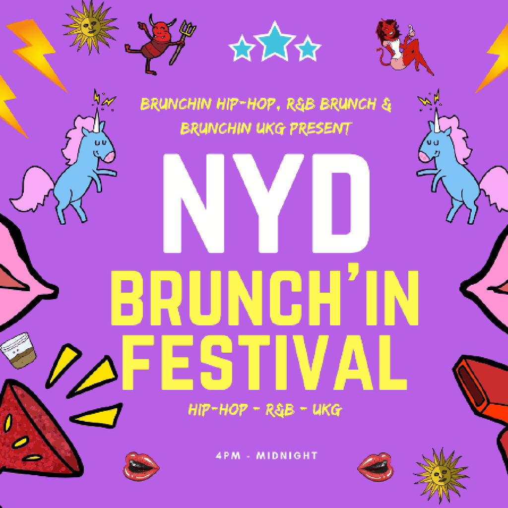 Brunch'in & Festival NYD
