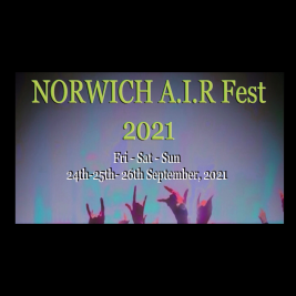 The NORWICH A.I.R Fest 2021 Opening Night
