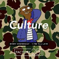 Culture Wednesdays at Factory 251 - The Launch