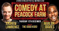 Comedy at Peacock Farm