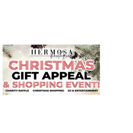The Xmas Gift Appeal Charity Night & Shopping Event