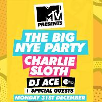 The Big NYE Party with Charlie Sloth + DJ Ace