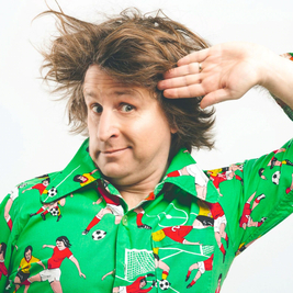 Comedy Lounge presents Milton Jones