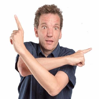 Henning Wehn : Get On With It