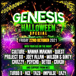 Genesis Halloween Special