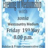 Evening of  Mediumship with Sonia