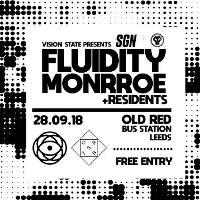 Vision State - Fludiity, Monrroe